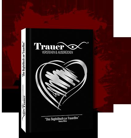 Trauerbox - Begleitbuch Trauer Verstehen und Ausdrücken