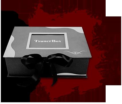 TrauerBox - Hilfsangebot in der Trauerzeit